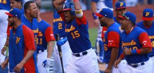 Venezuela se alzó ante Italia |Foto cortesía