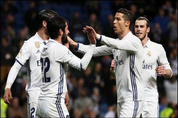 Real Madrid empata con Las Palmas  Foto: El Universal