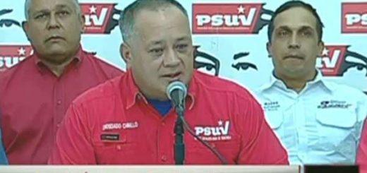 Diosdado Cabello, diputado de la Asamblea Nacional |Foto: @ReporteYa