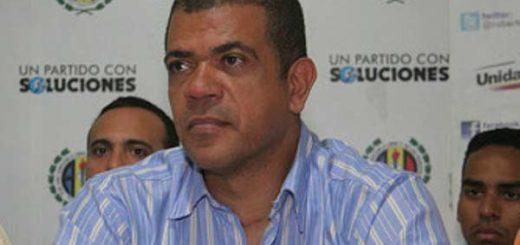 Diputado de Sucre, Goyo Noriega |Foto cortesía