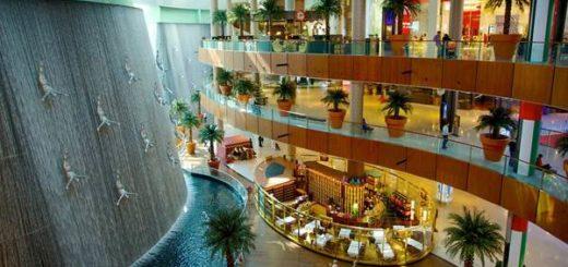 The Dubai Mall, el centro comercial más grande del mundo | Foto: Agencias