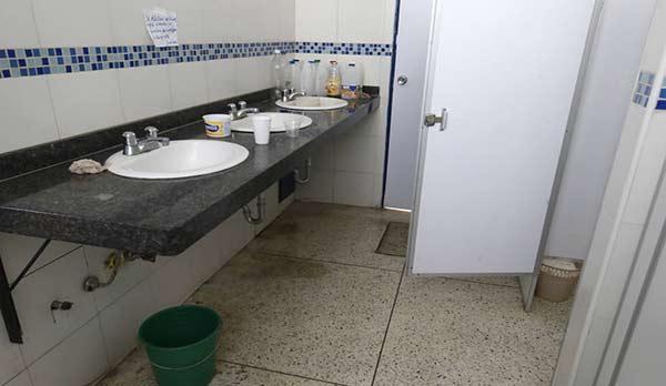 El Algodonal  colapsa ante fallas de agua |Foto: El Universal