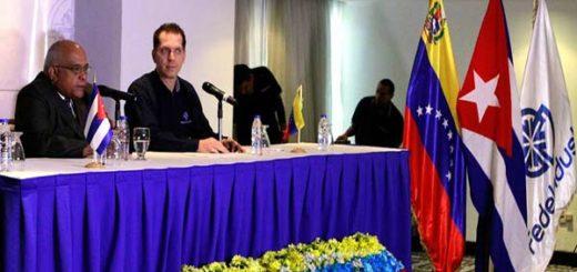Sector empresarial se reúne con pares cubanos |Foto: AVN