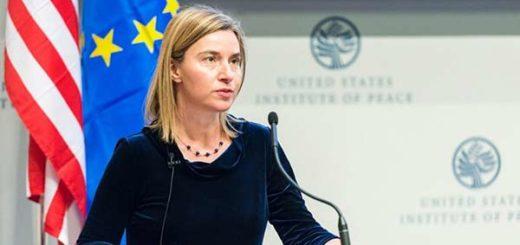 Federica Mogherini, política y politóloga italiana |Foto: Delfi
