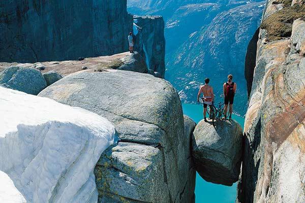 Noruega es un destino para la aventura |Foto: Hola