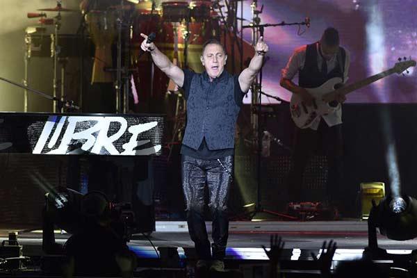 Franco de Vita inicia su tour |Foto: EFE