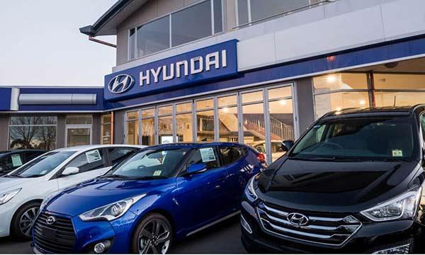 Multinacional Hyundai |Foto referencial