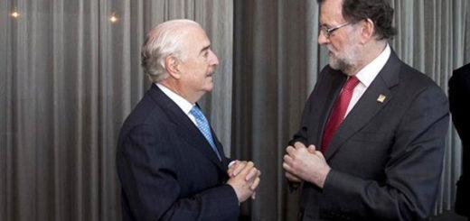 Presidente español, Mariano Rajoy y el ex presidente colombiano Andrés Pastrana forman parte del IDC