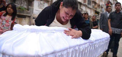 Las niñas estaban encerradas bajo llave, admitió el presidente de Guatemala |Foto: EFE