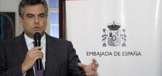 Jesus Silva Fernandez, nuevo embajador de España en Venezuela   EFE