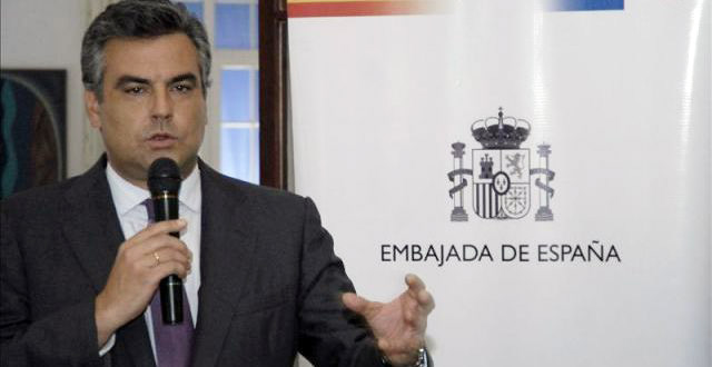 Jesus Silva Fernandez, nuevo embajador de España en Venezuela | EFE