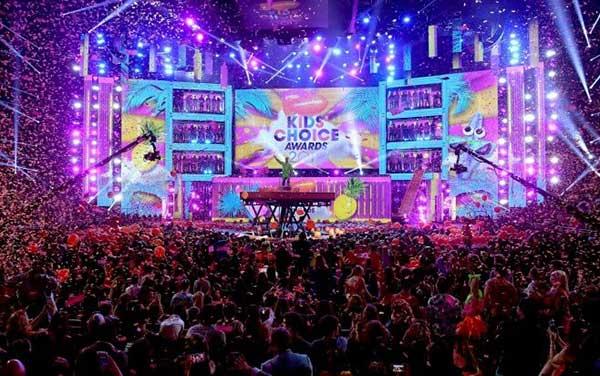 Los ganadores de los Kids Choice Awards 2017 | Foto: Agencias