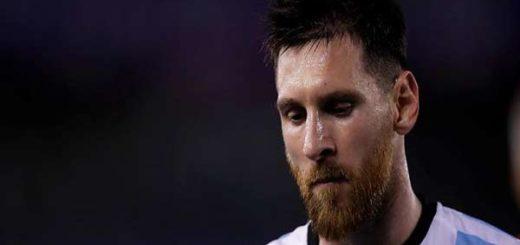 Lionel Messi es sancionado por la Fifa |Foto: EFE
