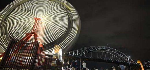 La Hora del Planeta, una convocatoria Mundial |Foto: AFP