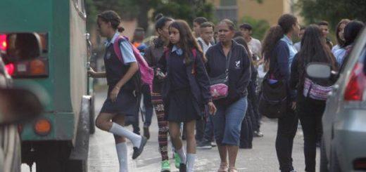 Mayor incidencia de violencia se encuentra en los liceos |Foto: El Nacional