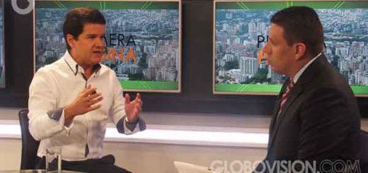 Luis Romero, secretario general de Avanzada Progresista |Foto: Globovisión
