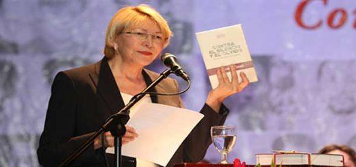 Luisa Ortega Díaz, Fiscal General de la República |Foto: Twitter