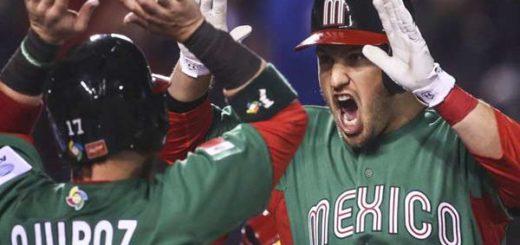 México, el equipo que celebró victoria mientras perdía |Foto: AP