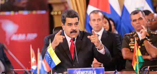 El chavismo se atrinchera en Venezuela | Foto: PresidencialVen