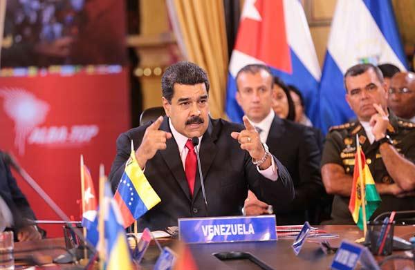 Nicolás Maduro   Foto: PresidencialVen