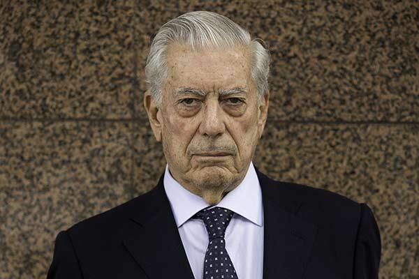 Mario Vargas Llosa, escritor peruano  Foto: Getty Images