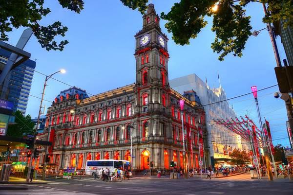 Melbourne Gpo en Australia | Foto: Agencias