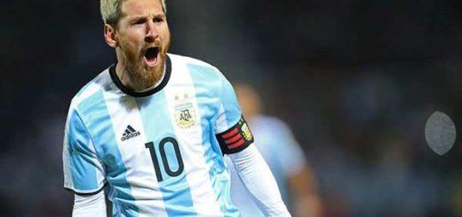 Messi goleó a Chile |Foto: EFE