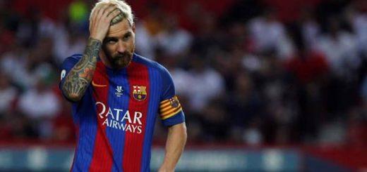 Messi es condenado a 21 meses de cárcel |Foto archivo