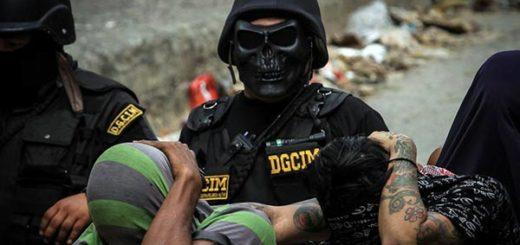 Nueva máscara de la OLP   Foto: C. Ramírez
