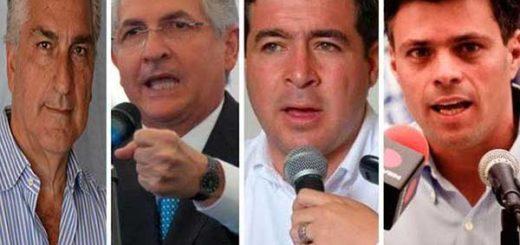Aumentaron arrestos políticos en primer trimestre de 2017 | Composición