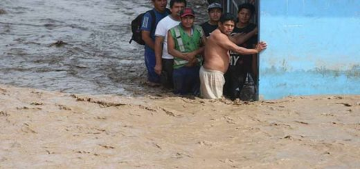 Inundaciones en Perú deja a12.299 damnificados |Foto: EFE