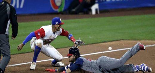 Puerto Rico vence a Venezuela en el Clásico Mundial |Foto: EFE