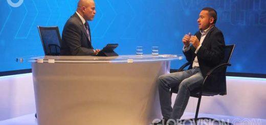 Diputado Ricardo Sánchez, en Vladimir a la 1 |Foto: Globovisión