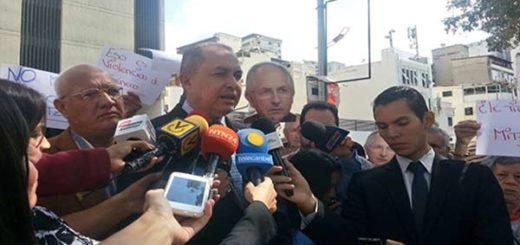 Richard Blanco denuncia persecución del Sebin |Foto Twitter