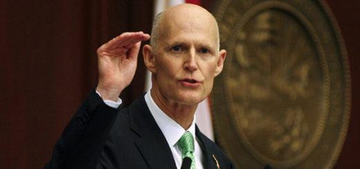 Rick Scott, Gobernador de Florida | Foto: Archivo