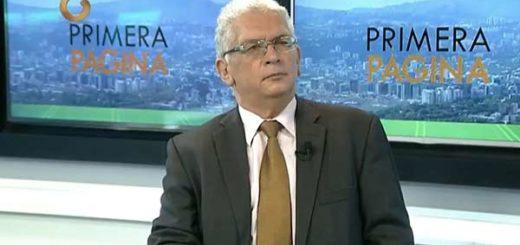 Roy Daza adelanta que hay preparativos para realizar elecciones regionales |Captura de video/ Globovisión