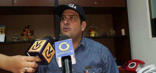 Salmón ÁLvarez, dirigente chavista |Foto cortesía