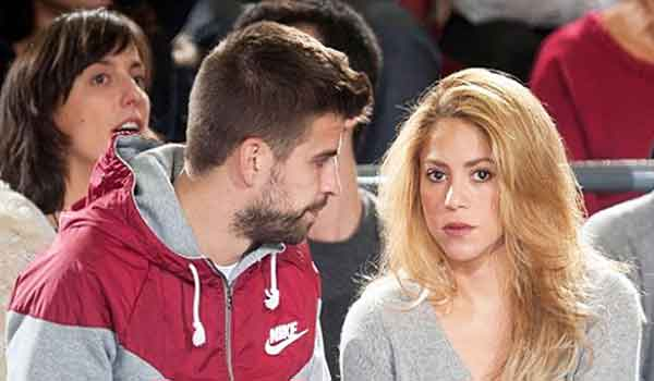 Shakira y Piqué juntos |Foto cortesía