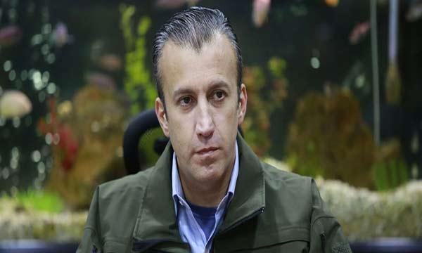 Tareck El Aissami arremete contra Almagro |Foto cortesía