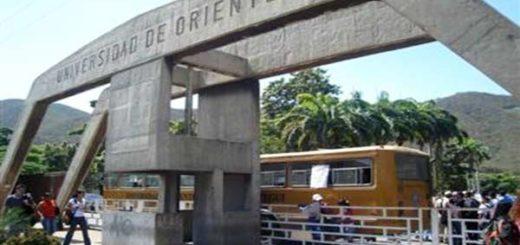 Universidad de Oriente (UDO), núcleo Anzoátegui |Foto referencial
