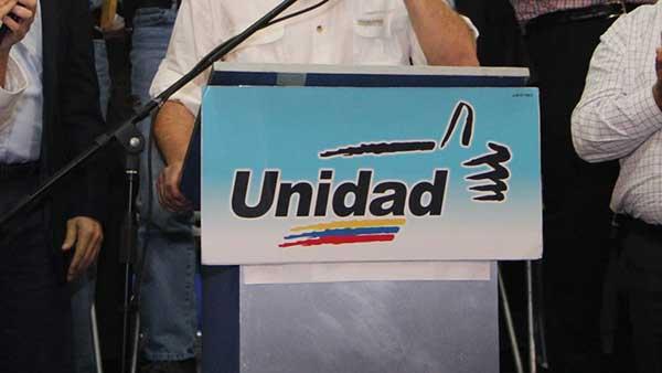 MUD pide validar por un solo partido político | Foto referencial
