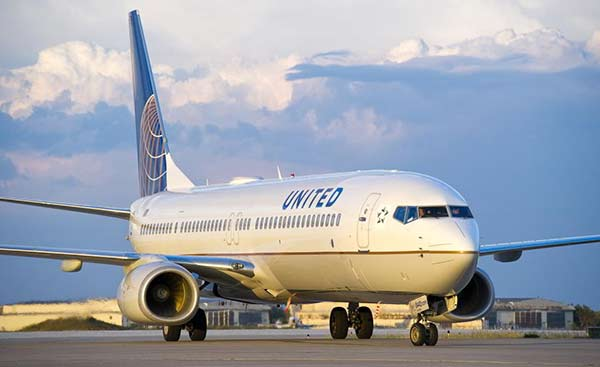 United Airlines |Foto referencial