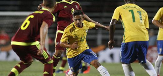 La Vintontinto pierde ante Brasil |Foto: Mervin Maldonado