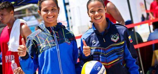 Venezuela estará representado en el Sudamericano de Voleibol playero |Foto: Globovisión