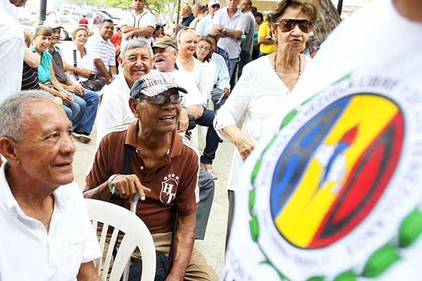 Acción Democrática (AD) | Foto: Luis Bravo / Panorama