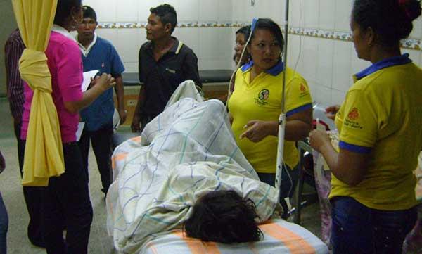 Una niña muerta y 14 intoxicados tras comer yuca amarga en Maturín   Foto: El Pitazo