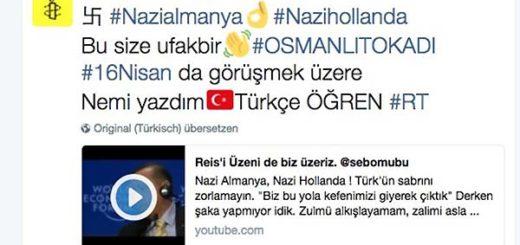 Hackeo a la cuenta de Amnistía Internacional | captura de Twitter