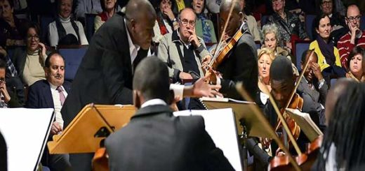 Orquesta Sinfónica Kaposoka (Luanda-Angola) | Foto: Youtube