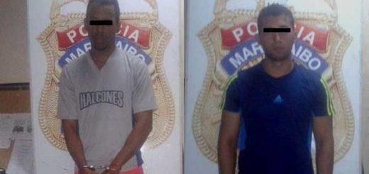 Jóvenes simulaban ejercitarse para robar en Maracaibo | Foto: NP