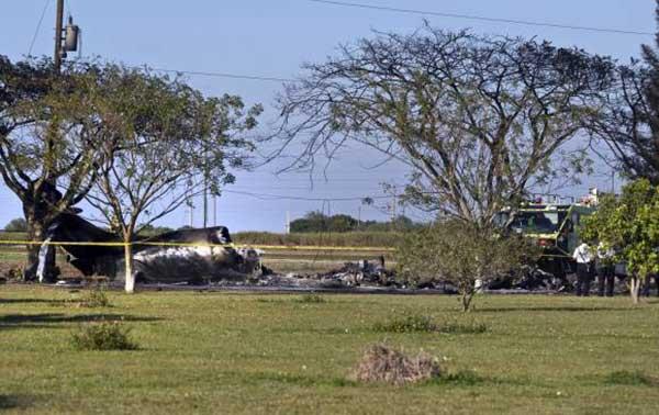La avioneta, una Beechcraft 1900, había salido del aeropuerto Miami Executive Airport y se dirigía hacia Venezuela | Foto: AP